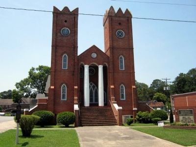 New Chapel Missionary Baptist Church image. Click for full size.