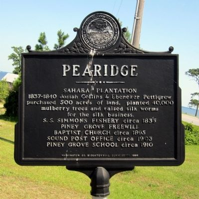 Pearidge Marker image. Click for full size.