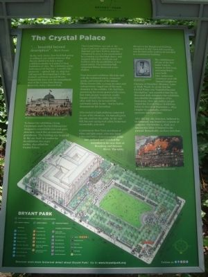 The Crystal Palace Marker image. Click for full size.