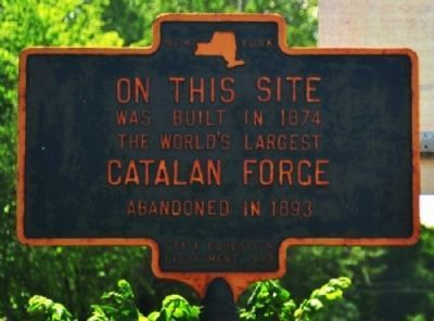 Catalan Forge Marker image. Click for full size.