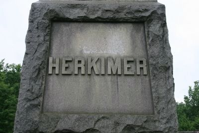 General Nicholas Herkimer Monument Marker image. Click for full size.