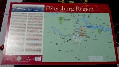 Petersburg Region Marker image. Click for full size.