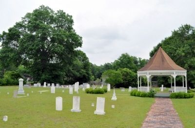 Attapulgus Presbyterian Cemetery image. Click for full size.