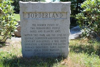 Borderland Marker image. Click for full size.
