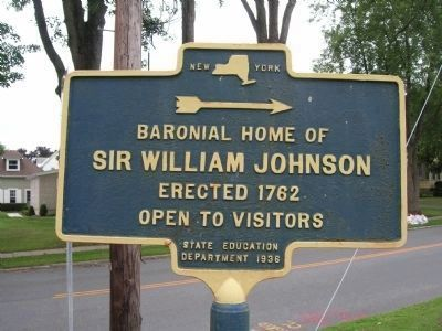 Another Johnson Hall Marker image. Click for full size.