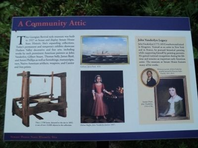 A Community Attic Marker image. Click for full size.