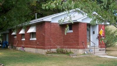 German Evangelical Church, 1860 image. Click for full size.