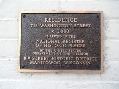 Residence Marker image. Click for full size.