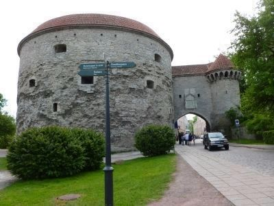 The Historic Centre (Old Town) of Tallinn: image. Click for full size.