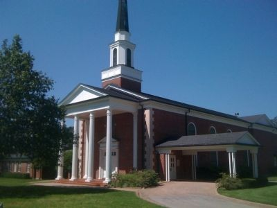 First Christian Church of Lufkin image. Click for full size.