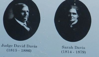 David and Sarah Davis image. Click for full size.