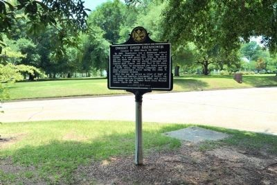 Dwight David Eisenhower Marker, Side 2 image. Click for full size.