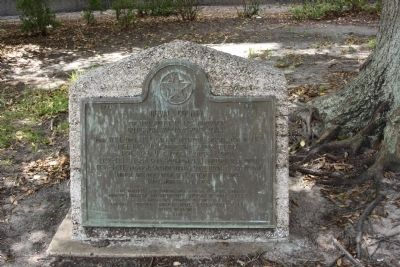 Duval County Marker image. Click for full size.