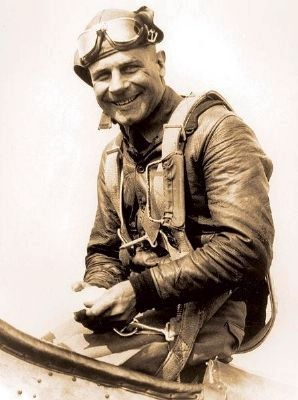 Pre WWII Jimmy Doolittle image. Click for full size.