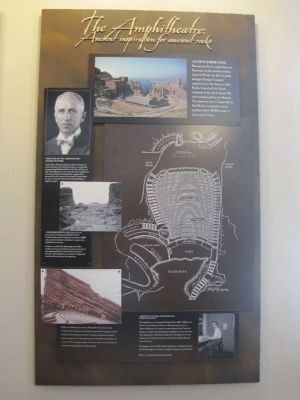 About the Red Rocks Amphitheatre image. Click for full size.