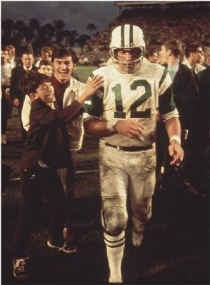 Joe Namath image. Click for full size.