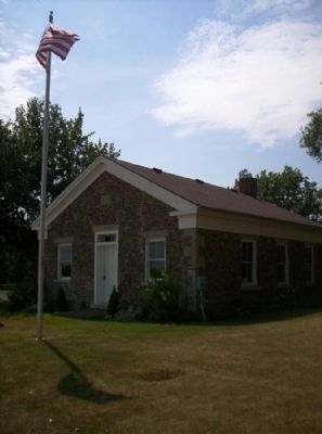 Chili Cobblestone School Museum 2/3 View image. Click for full size.
