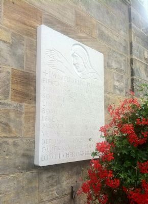 Bamberg's World War II Fallen and Missing Marker image. Click for full size.