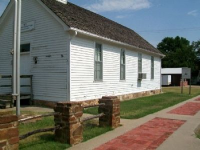 Caney School District No. 34 Schoolhouse image. Click for full size.