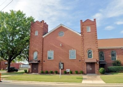 Holsey Chapel Christian Methodist Episcopal Church image. Click for full size.