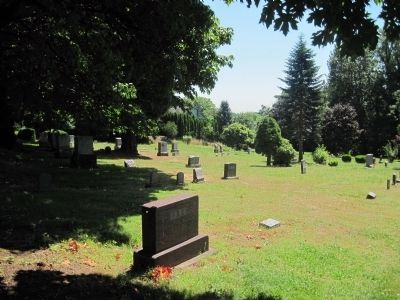 Fisher Cemetery image. Click for full size.