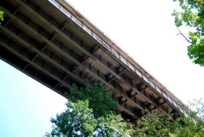 Louie Morris Memorial Bridge<br>U.S. Highway 29 image. Click for full size.