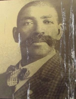 Bass Reeves - Lawman on the Western Frontier image. Click for full size.
