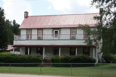 Old Home In The Fayetteville Community image. Click for full size.