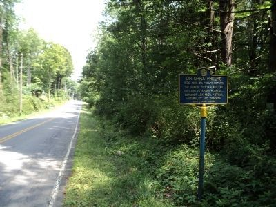Marker on Parkhurst Road image. Click for full size.