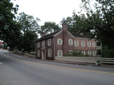Andrew Johnson Homestead image. Click for full size.