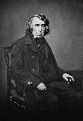 Roger Brooke Taney , between 1855 and 1865 image. Click for full size.