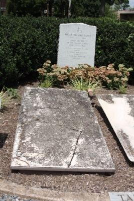 Roger Brooke Taney grave image. Click for full size.