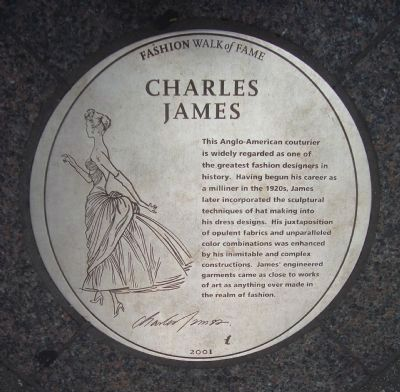 Charles James Marker image. Click for full size.