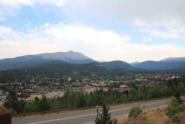 View of Breckenridge image. Click for full size.