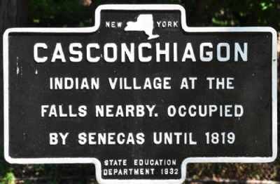 Casconchiagon Marker image. Click for full size.