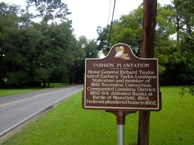 Fashion Plantation Marker image. Click for full size.