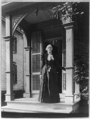 Susan B. Anthony (1900) image. Click for full size.