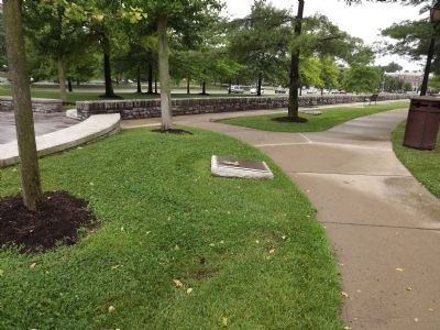 William S. Farish Marker image. Click for full size.