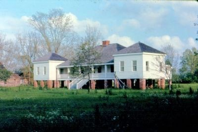 Kent Plantation House in 1968 image. Click for full size.
