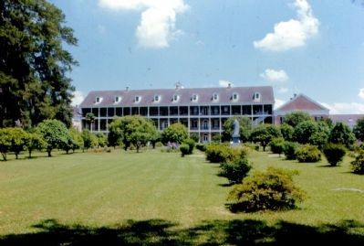 Academy of the Sacred Heart in 1969 image. Click for full size.
