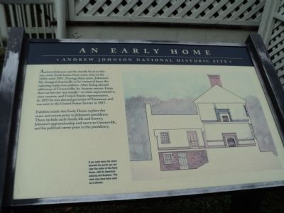 An Early Home Marker image. Click for full size.