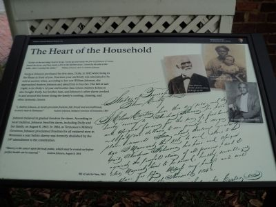 The Heart of the Household Marker image. Click for full size.
