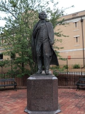 Andrew Johnson Marker image. Click for full size.