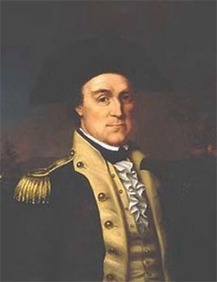 Col. Elijah Clark<br>1742 &#8211; December 15, 1799 image. Click for full size.