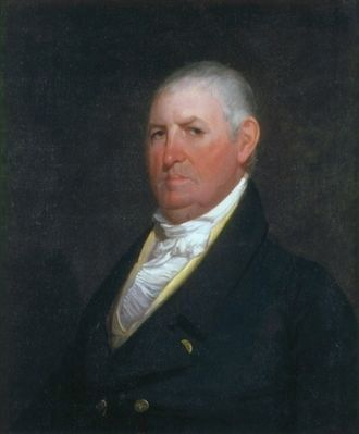 Col. Isaac Shelby<br>December 11, 1750 &#8211; July 18, 1826 image. Click for full size.