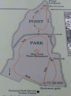 Point Park Map image. Click for full size.