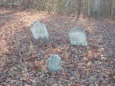 Graves of James W. Darby & William Darby image. Click for full size.