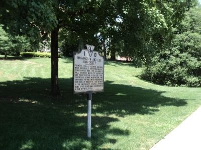 Marker in Lexington image. Click for full size.