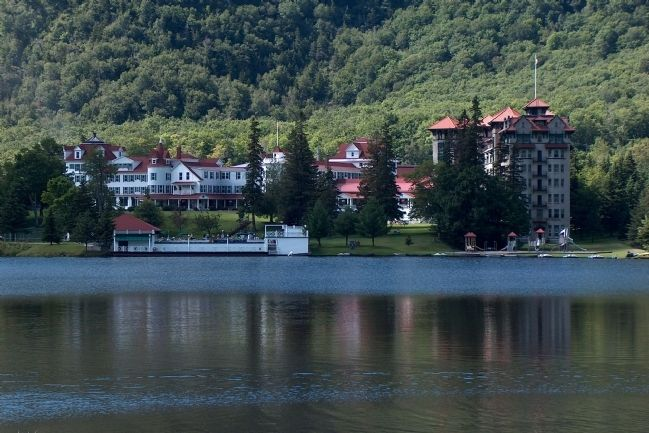 The Balsams Grand Resort Hotel image. Click for full size.
