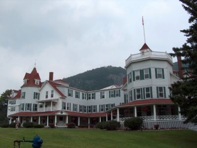 The Balsams Hotel (front view) image. Click for full size.